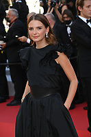 CANNES, FRANCE. July 8, 2021: Josephine Japy at the Stillwater Premiere at the 74th Festival de Cannes.<br /> Picture: Paul Smith / Featureflash