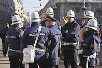 - Milan, urban policemen<br /> <br /> - Milano, vigili urbani