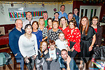 Una Horan from Tralee celebrated her 50th birthday last Saturday night in O'Donnells bar, Tralee along with many friends and family.