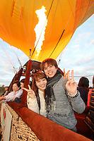 20150711 11 July Hot Air Balloon Cairns