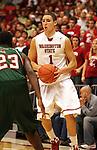 WSU Cougar Basketball - 2009-10 Game Shots