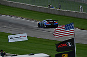 IMSA WeatherTech SportsCar Championship<br /> Continental Tire Road Race Showcase<br /> Road America, Elkhart Lake, WI USA<br /> Friday 4 August 2017<br /> 93, Acura, Acura NSX, GTD, Andy Lally, Katherine Legge<br /> World Copyright: Richard Dole<br /> LAT Images<br /> ref: Digital Image DSC_6272