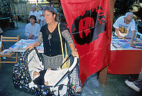 - fest of Rifondazione Comunista party....- festa del partito Rifondazione Comunista