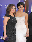 Jordin Sparks and her mom at The Tri Star Pictures World Premiere of SPARKLE held at The Grauman's Chinese Theatre in Hollywood, California on August 16,2012                                                                               © 2012 Hollywood Press Agency