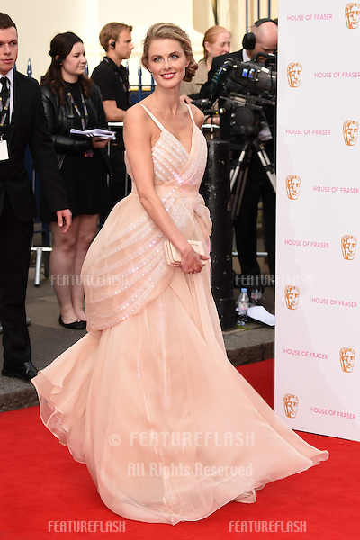 Donna Air<br /> arrives for the 2015 BAFTA TV Awards at the Theatre Royal, Drury Lane, London. 10/05/2015 Picture by: Steve Vas / Featureflash