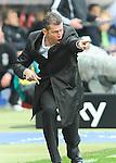 05.03.2011, Commerzbank-Arena, Frankfurt, GER, 1. FBL, Eintracht Frankfurt vs 1.FC Kaiserslautern, im Bild Michael Skibbe (Trainer Frankfurt), Foto © nph / Roth