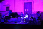 Musica in piazza Duomo<br /> Armanda Desidery Quartet<br /> Armanda Desidery, pianoforte<br /> Domenico Andria, basso<br /> Gerardo Palumbo, percussioni<br /> Marco Fazzari, batteria