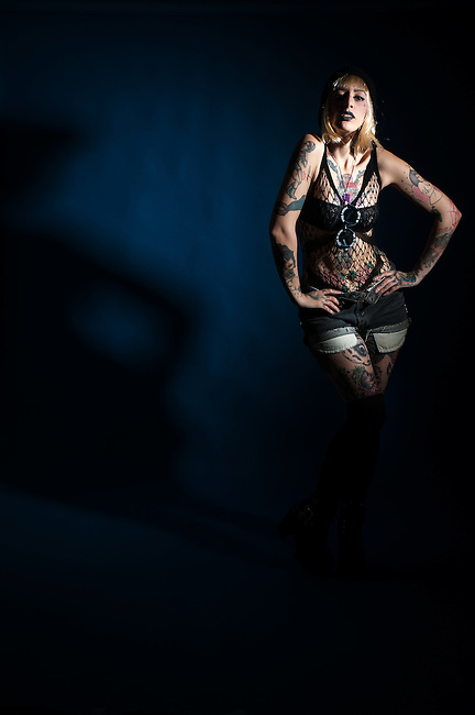 Studio shoot with Miss Fran Love https://www.facebook.com/pages/MissFranLove/292525650814304?fref=ts