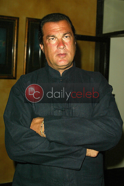 Steven Seagal<br />