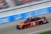 2017 Monster Energy NASCAR Cup Series - Kobalt 400<br /> Las Vegas Motor Speedway - Las Vegas, NV USA<br /> Sunday 12 March 2017<br /> Martin Truex Jr, Bass Pro Shops/TRACKER BOATS Toyota Camry<br /> World Copyright: Nigel Kinrade/LAT Images<br /> ref: Digital Image 17LAS1nk06584
