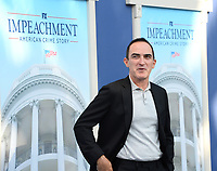 """LOS ANGELES, USA. September 02, 2021: Patrick Fischler at the premiere for FX's """"Impeachment: American Crime Story"""" at the Pacific Design Centre.<br /> Picture: Paul Smith/Featureflash"""