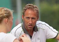 7-8-09, Asten,NJK,  Jan Willem van Hulst coaching