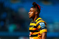25th April 2021; Ricoh Arena, Coventry, West Midlands, England; English Premiership Rugby, Wasps versus Bath Rugby; Paolo Odogwu of Wasps
