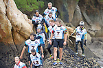 NELSON, NEW ZEALAND - APRIL 2: GODZone Adventure Race Day 1. Richie McCaw competes in GOZone Day 1, Kaiteriteri Beach, Motueka, Nelson. April 2, 2016. New Zealand. (Photo by: Barry Whitnall/Shuttersport Limited)