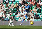 Celtic v St Johnstone...29.08.15  SPFL   Celtic Park<br /> Graham Cummins fires wide<br /> Picture by Graeme Hart.<br /> Copyright Perthshire Picture Agency<br /> Tel: 01738 623350  Mobile: 07990 594431
