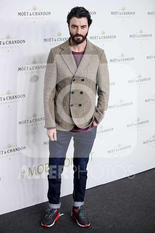 """Javier Frey attends to the Moet & Chandom party """"New Year's Eve"""" at Florida Retiro in Madrid, Spain. November 29, 2016. (ALTERPHOTOS/BorjaB.Hojas)"""