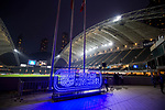 Kitchee SC (HKG) vs Jeonbuk Hyundai Motors FC (KOR) during the AFC Champions League 2018 Group E match at Hong Kong Stadium on 20 February 2018, in Hong Kong, Hong Kong. Photo by Chung Yan Man / Power Sport Images