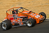 Stock Images: Sprint Car Racing