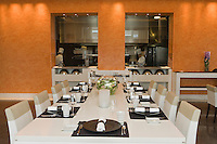 Europe/Monaco/Monte Carlo:Restaurant Le Blue Bay, à l'Hôtel Monte Carlo Bay,