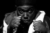 Derek Frazier, Boxing
