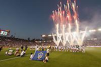 LA Galaxy vs Portland Timbers, July, 4, 2014
