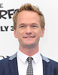 Neil Patrick Harris at The Columbia Pictures and Sony Pictures Animation L.A. Premiere of The Smurfs 2 held at The Regency Village Theatre in Westwood, California on July 28,2013                                                                   Copyright 2013 Hollywood Press Agency