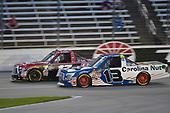 #17: Bo Le Mastus, DGR-Crosley, Toyota Tundra Crosley Brands, #13: Myatt Snider, ThorSport Racing, Ford F-150