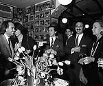 FESTA DELLO STILISTA MIGUEL CRUZ A LA TAMPA MILANO 1987