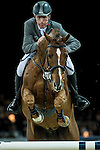 Ludger Beerbaum of Germany riding Zidenine in action during the Gucci Gold Cup as part of the Longines Hong Kong Masters on 14 February 2015, at the Asia World Expo, outskirts Hong Kong, China. Photo by Johanna Frank / Power Sport Images