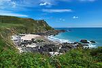 Great Britain, England, Devon, near Kingsbridge: Beach at Start Point | Grossbritannien, England, Devon, bei Kingsbridge: Strand bei Start Point an der Suedwestkueste