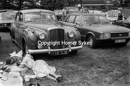Eton College Parents Day 4th June 1978.  Parents Day June 4th 1978.