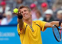 15-06-10, Tennis, Rosmalen, Unicef Open, Jarkko Nieminnen