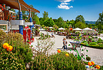 Deutschland, Bayern, Niederbayern, Naturpark Bayerischer Wald, Arnbruck: Weinfurtner - das Glasdorf   Germany, Bavaria, Lower-Bavaria, Nature Park Bavarian Forest, Arnbruck: Weinfurtner - the Glass-Village