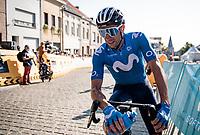 post-finish exhaustion <br /> <br /> 17thBenelux Tour 2021 (2.UWT)<br /> (Final) Stage 7: from Namur to Geraardsbergen (178km)<br /> <br /> ©kramon
