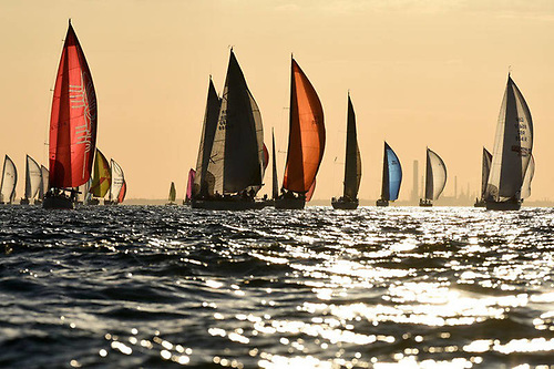 Over 70 yachts are expected for the Morgan Cup racing under IRC, MOCRA and Class40 rules
