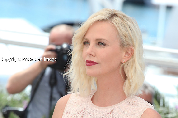 CHARLIZE THERON - PHOTOCALL OF THE FILM 'THE LAST FACE' AT THE 69TH FESTIVAL OF CANNES 2016