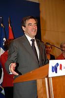 FRancois Fillion<br />  et Jean Charest, le 4 juillet 2008<br /> <br /> PHOTO : Agence Quebec Presse