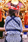Asia, Japan, Tokyo, Asakusa, Sanja Festival