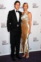 NEW YORK CITY, NY, USA - SEPTEMBER 23: Jared Kushner and Ivanka Trump arrive at the New York City Ballet 2014 Fall Gala held at the David H. Koch Theatre at Lincoln Center on September 23, 2014 in New York City, New York, United States. (Photo by Celebrity Monitor)