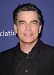 """Peter Gallagher & daughter Katherine at The 18th Annual"""" A Night at Sardi's"""" Fundraiser & Awards Dinner held at The Beverly Hilton Hotel in The Beverly Hills, California on March 18,2010                                                                   Copyright 2010  DVS / RockinExposures"""