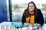 Aisling O'Sullivan Darcy  (Enterprise Officer) in SKDP In Killorglin on Monday morning
