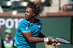 Gael Monfils (FRA) defeated John Isner (USA)