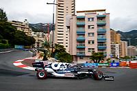 22nd May 2021; Principality of Monaco; F1 Grand Prix of Monaco, qualifying sessions;  22 TSUNODA Yuki (jap), Scuderia AlphaTauri Honda AT02