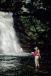 Headwater of Fishing Creek, Sullivan Falls, PA
