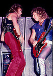 Night Ranger in the U.S in 1984