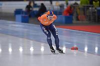 SPEEDSKATING: 22-23-24-11-2019 Tomaszów Mazowiecki (POL), ISU World Cup Arena Lodowa, Douwe de Vries, ©photo Martin de Jong