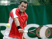 19-8-06,Amsterdam, Tennis, NK, Paul Kogtens   LET OP FOTO VAN ZATERDAG