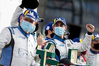 #18 Era Motorsport ORECA LMP2 07, LMP2: Kyle Tilley, Dwight Merriman, Paul-Loup Chatin, Ryan Dalziel,<br />  victory lane