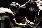 Stevens Institute of Technology wrestling vs. TNCJ in Ewing, NJ on Friday Nov. 10, 2017