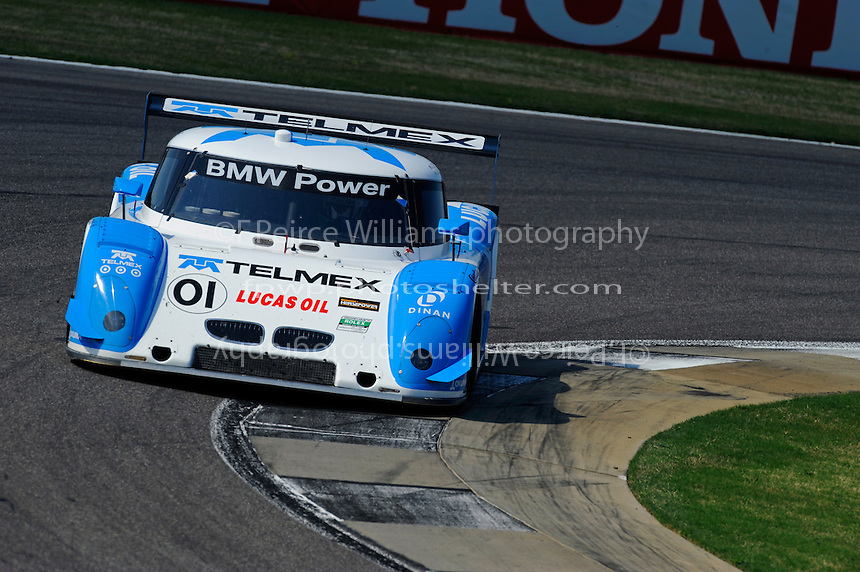 #01 Chip Ganassi Racing with Felix Sabates BMW/Riley of Scott Pruett & Memo Rojas